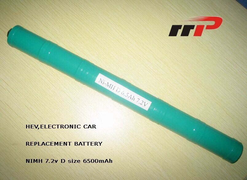 High Capacity Green NIMH Rechargeable Batteries